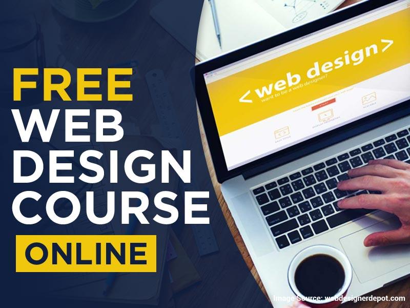 free online web design courses