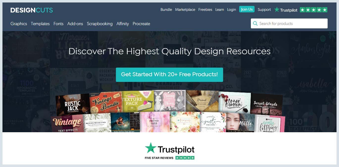 Designcuts Marketplace