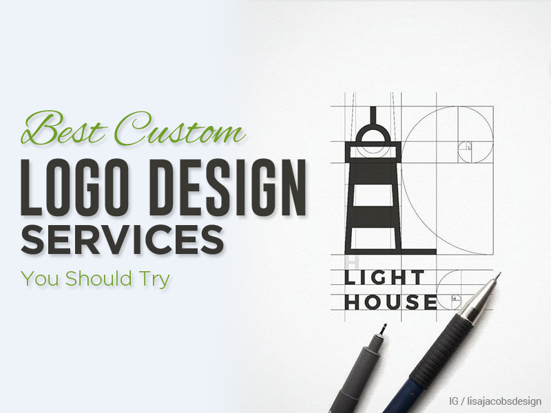 8 Best Custom Logo Design Services that You Should Try