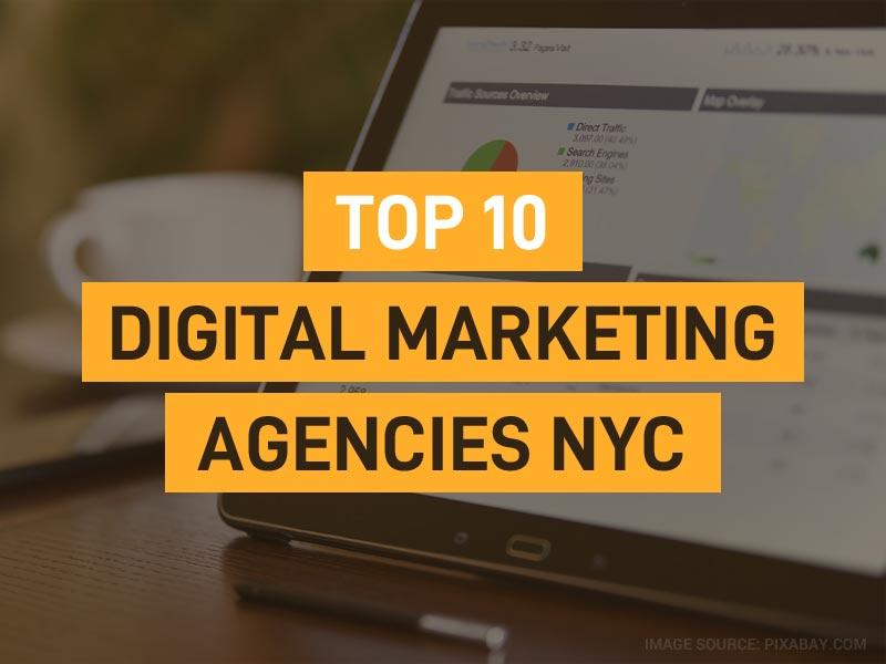 Top Digital Marketing Agencies in NYC