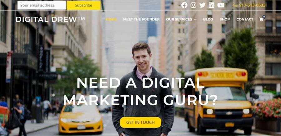 Digital Drew NYC
