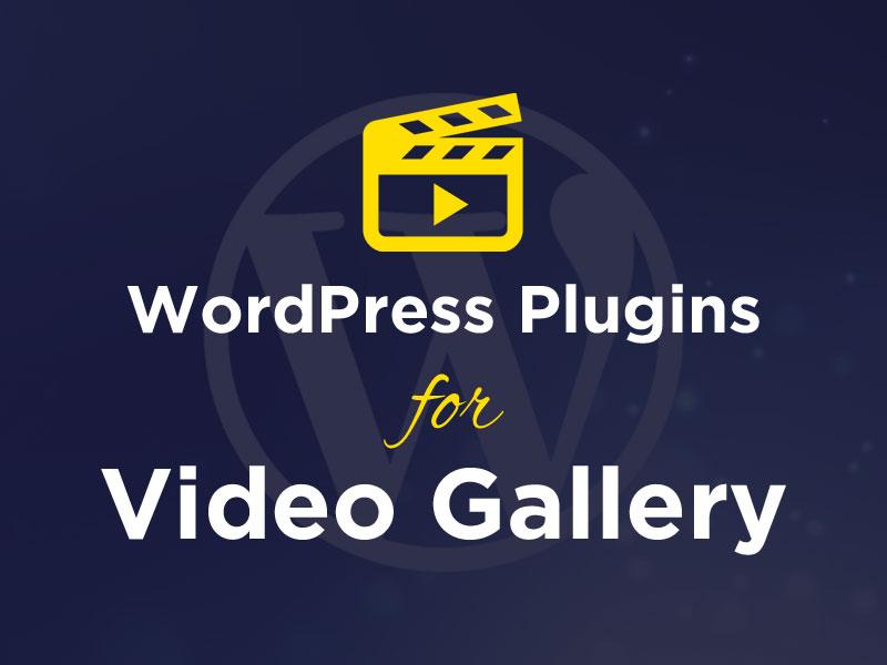 video player wordpress plugins