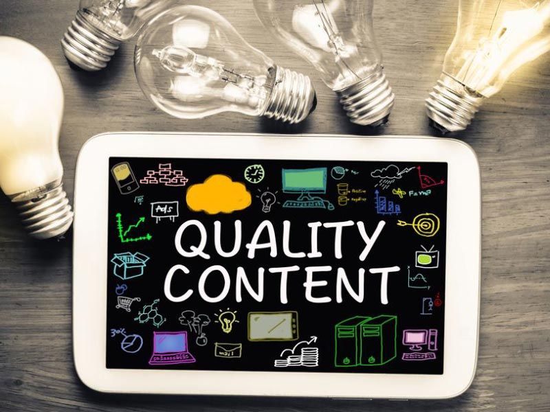 Ways to Check the Quality of Website Content