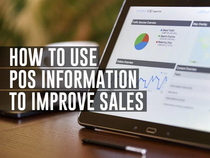 A Peek into the World of POS Data: How to use POS Information to Improve Sales