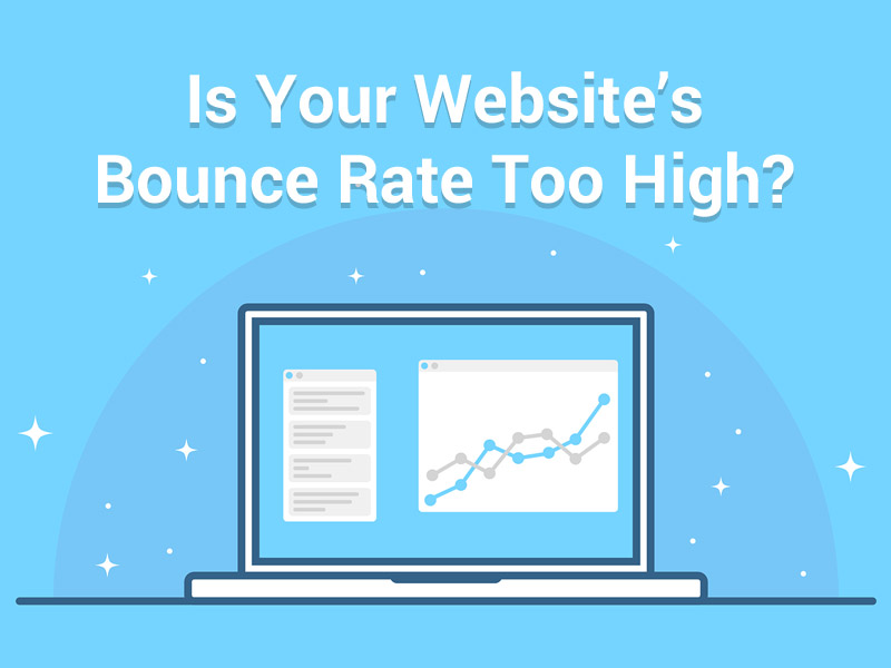 Is Your Website's Bounce Rate Too High? It Could be Because of Your Content