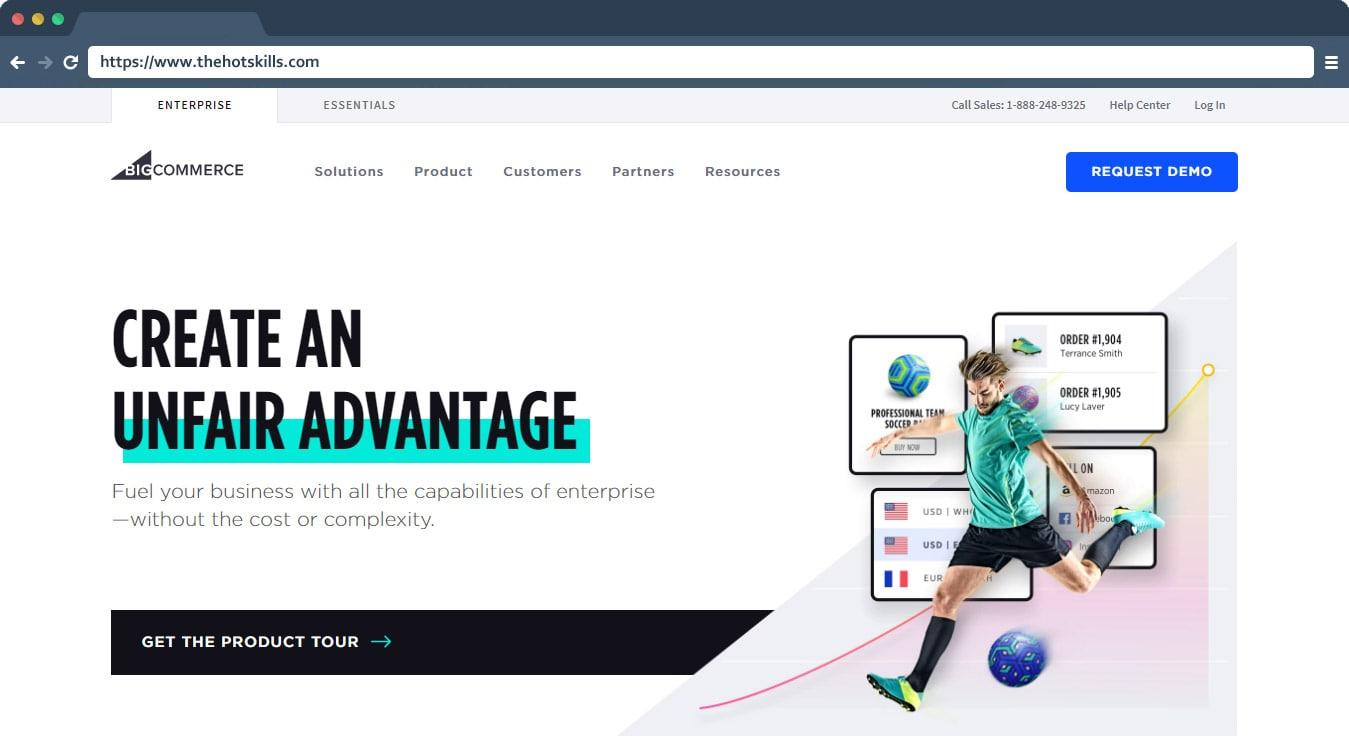 Bigcommerce Best eCommerce Platform