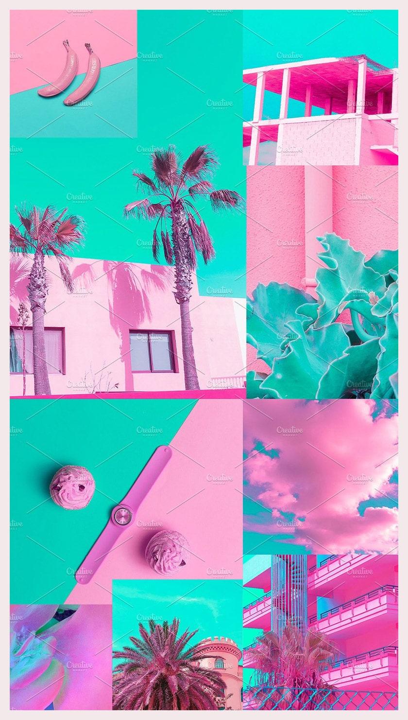 aesthetic mood board Minimal