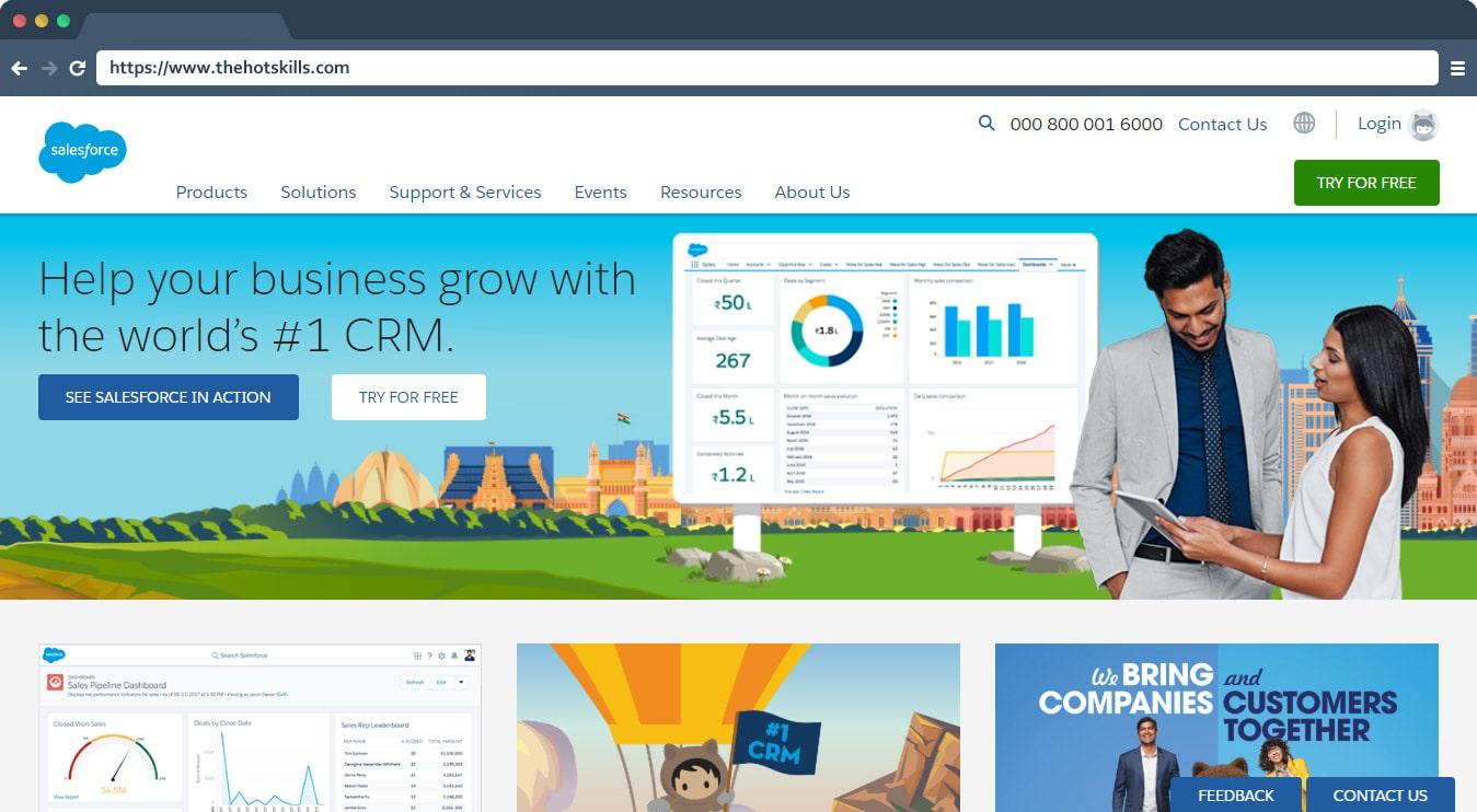 Salesforce Best eCommerce Platform