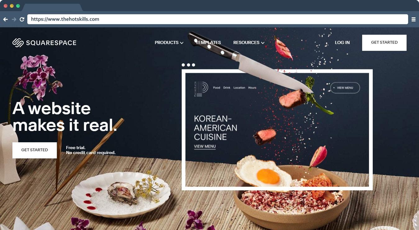 Squarespace Best eCommerce Platform