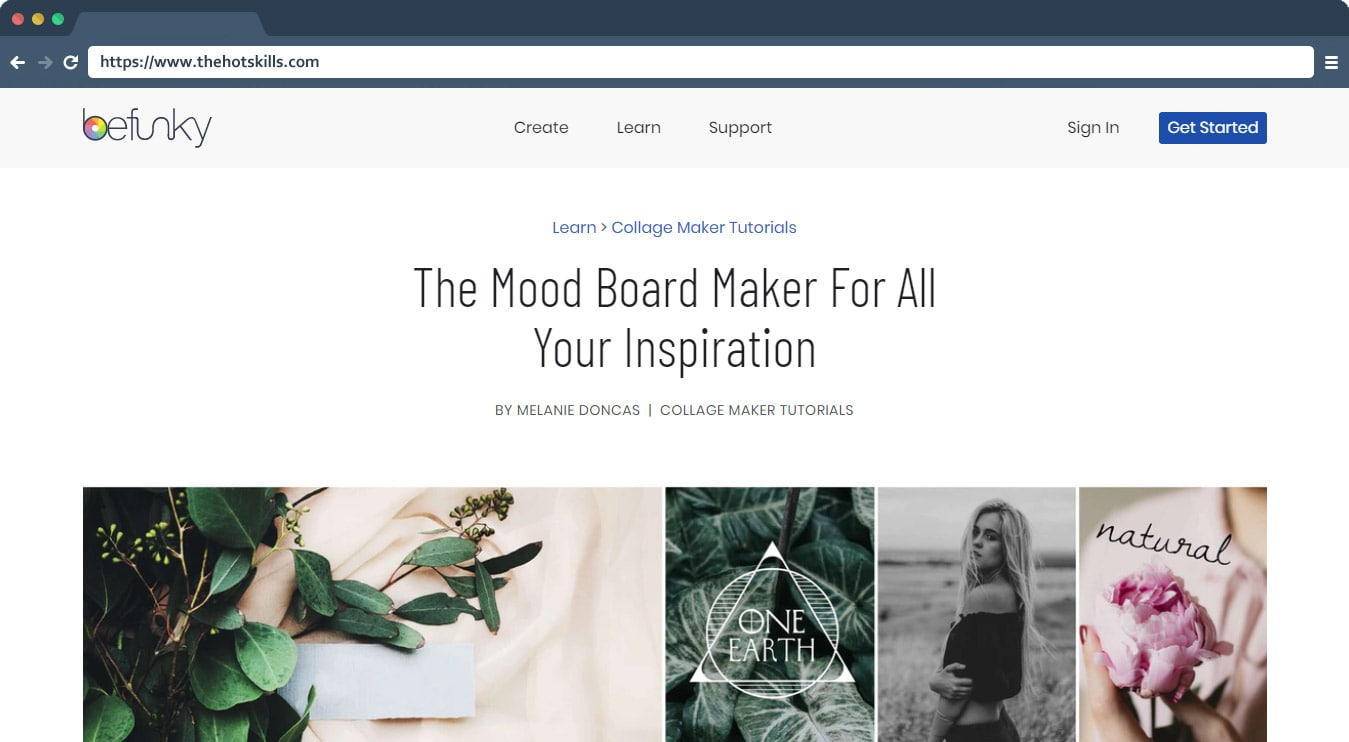 The Mood Board Maker For All Your Inspiration