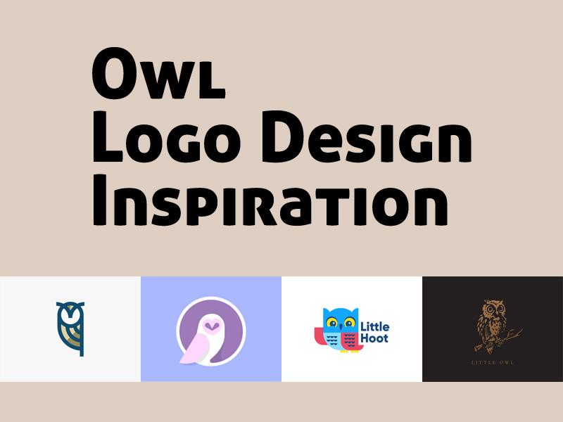 Owl Logo Design Inspiration