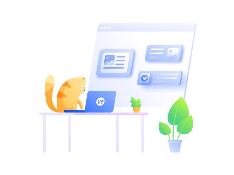 Website benefit - weblium