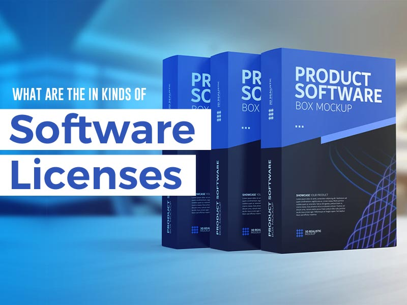 Software Licenses