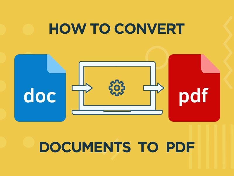 Convert Documents To PDF