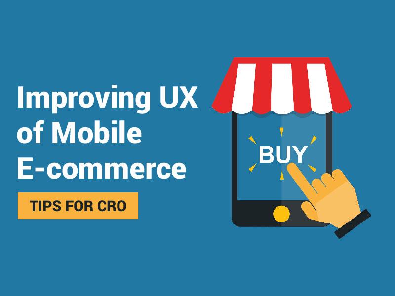 Mobile E-commerce UX