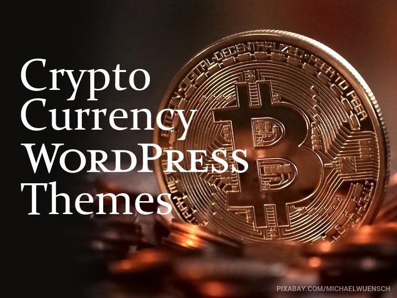 CryptoCurrency WordPress Themes