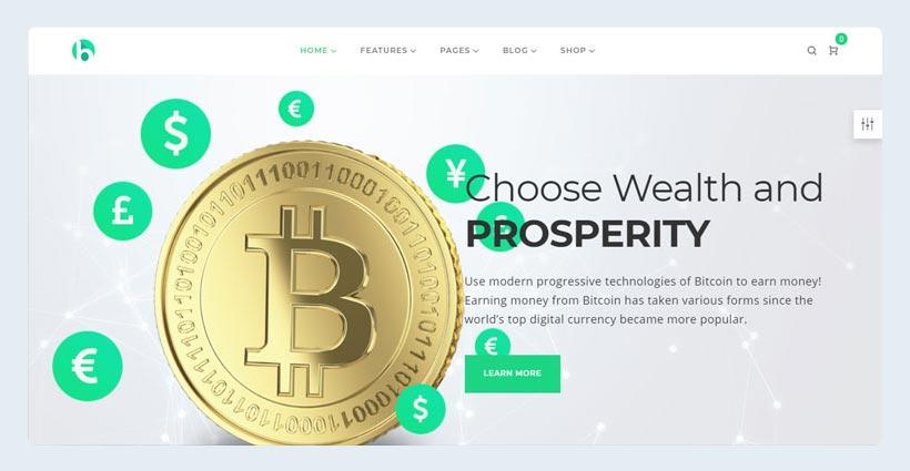 bryte - Business WordPress Theme