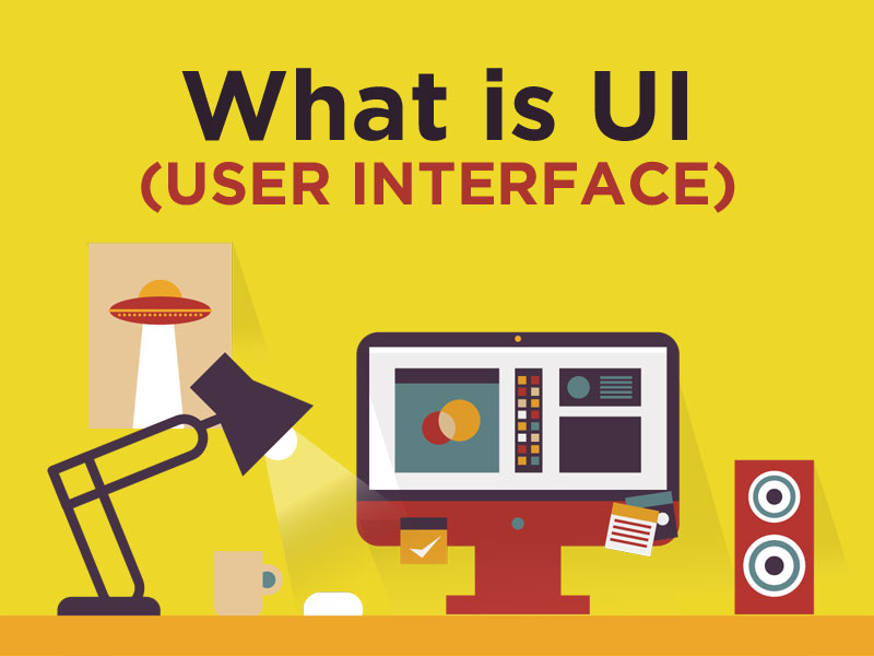 What is UI (User Interface)
