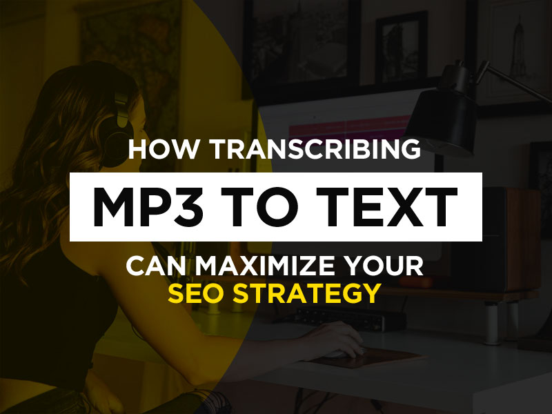 MP3 to Text