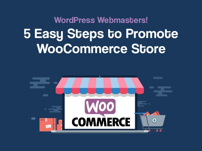 Promote WooCommerce Store
