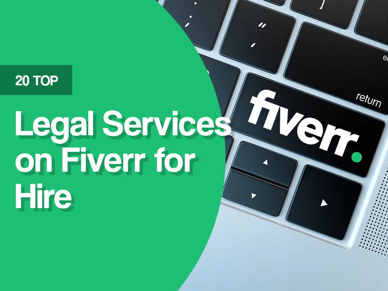 20 Legal Services on Fiverr for Hire in 2021