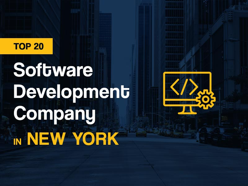 Top 20 Software Development Company In New York