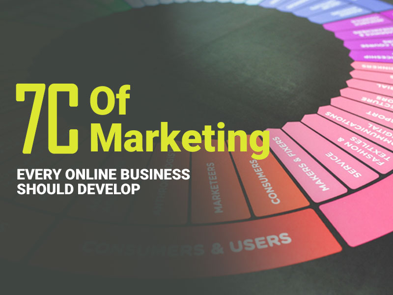 7Cs of Marketing