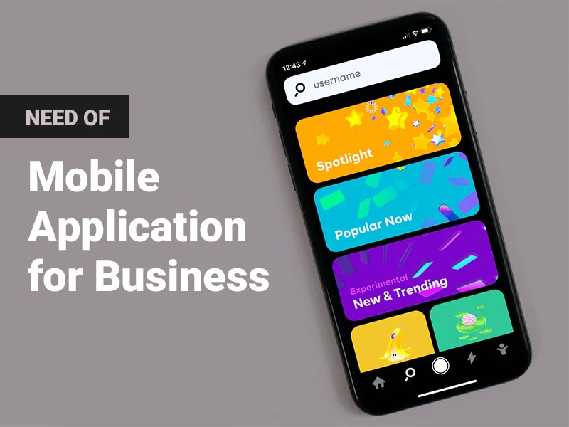 Need of Mobile Application for Business