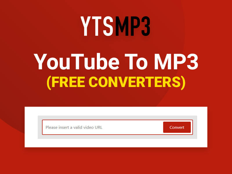 Free YouTube To MP3 Converters