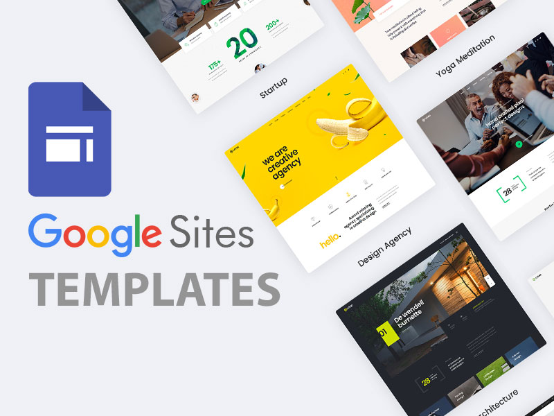 Google Sites Templates