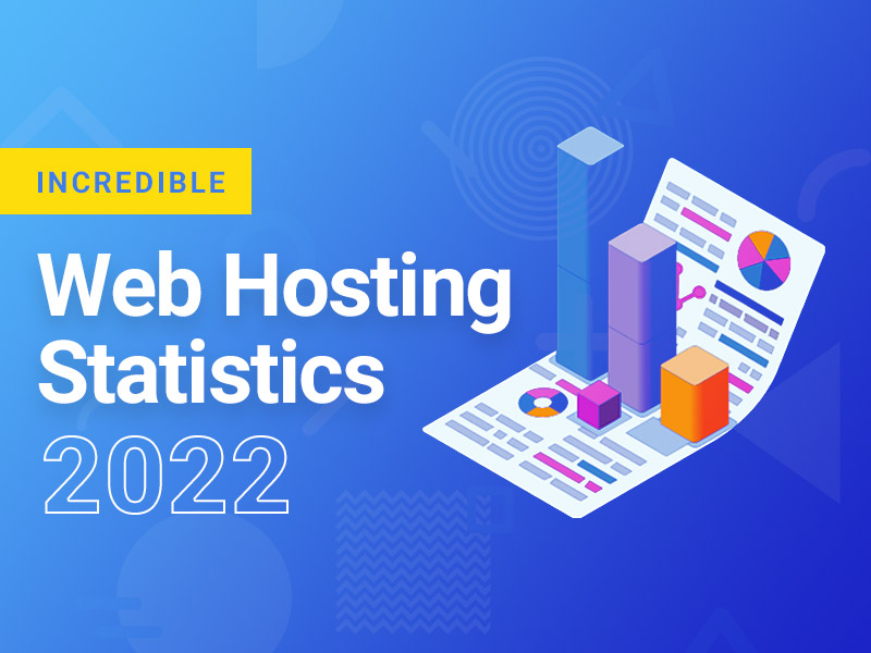 Web Hosting Statistics 2021-2022