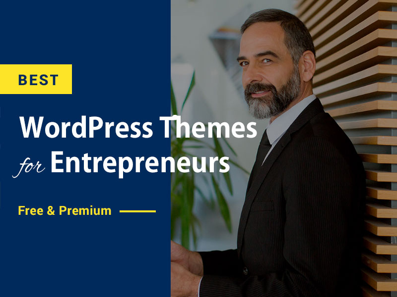Free WordPress Themes for Entrepreneurs