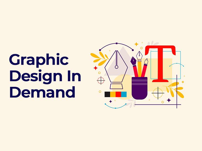 Graphic Design Demand